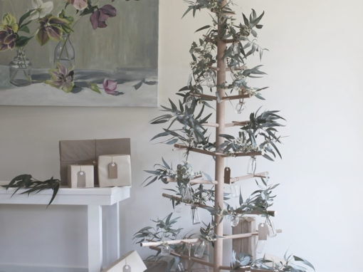 DIY: Make your own timber dowel Christmas tree