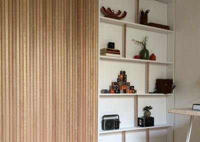DIY: Clever room renovation using Porta timber