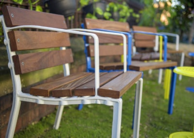 Ekka - Street Furniture Australia