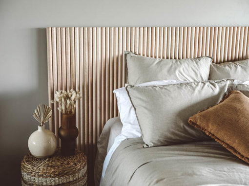 DIY Headboard with Kiera Rumble